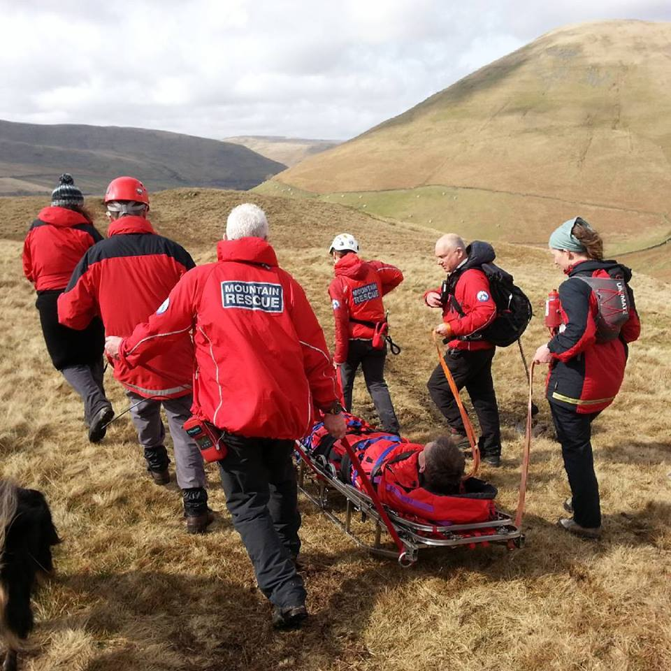 2016 Incident #13 – 25 March 11:00 hrs – Fall at Carlin Gill