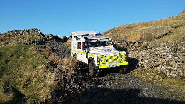 2016 Incident #14 – 31 March 16:00 hrs – Cragfast walkers in Kentmere