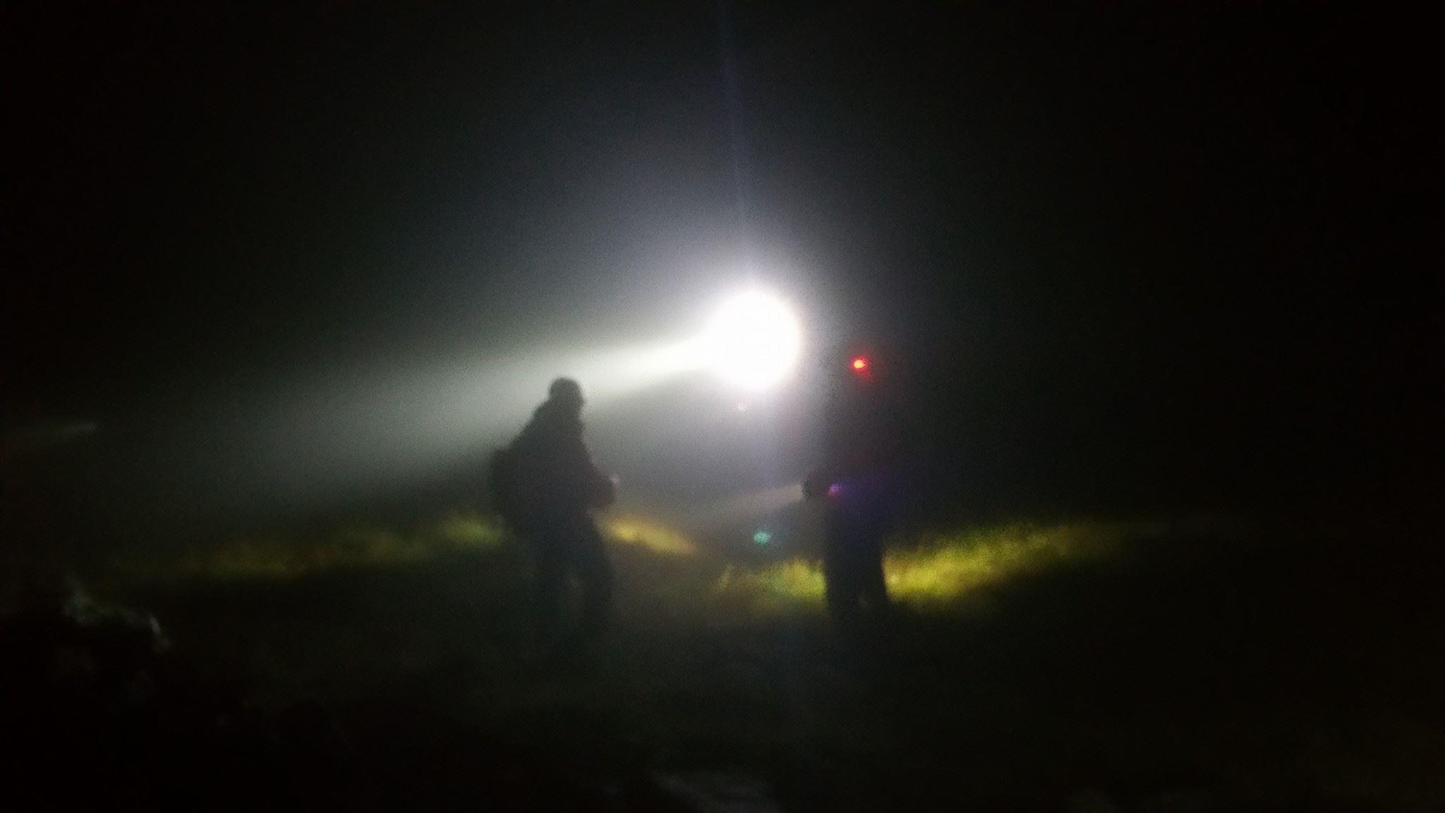 2016 Incident #34 – 26-27 September 2016 22:30 hrs – Hellbeck Fell, Warcop Training Area