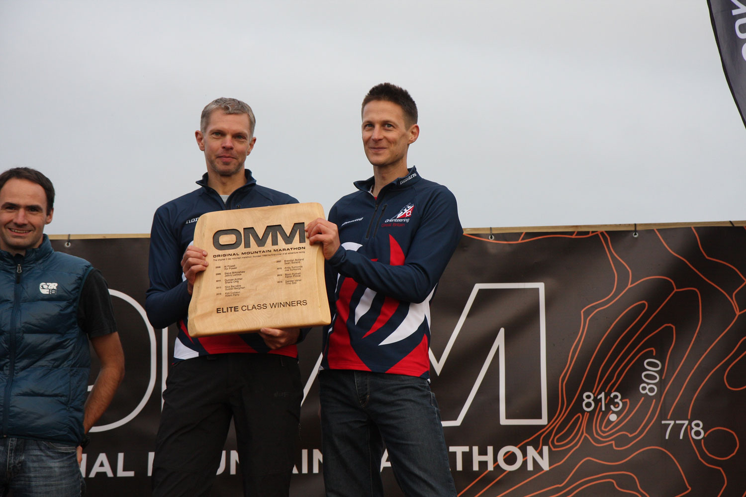 OMM Elite Win for KMSRT Team Member