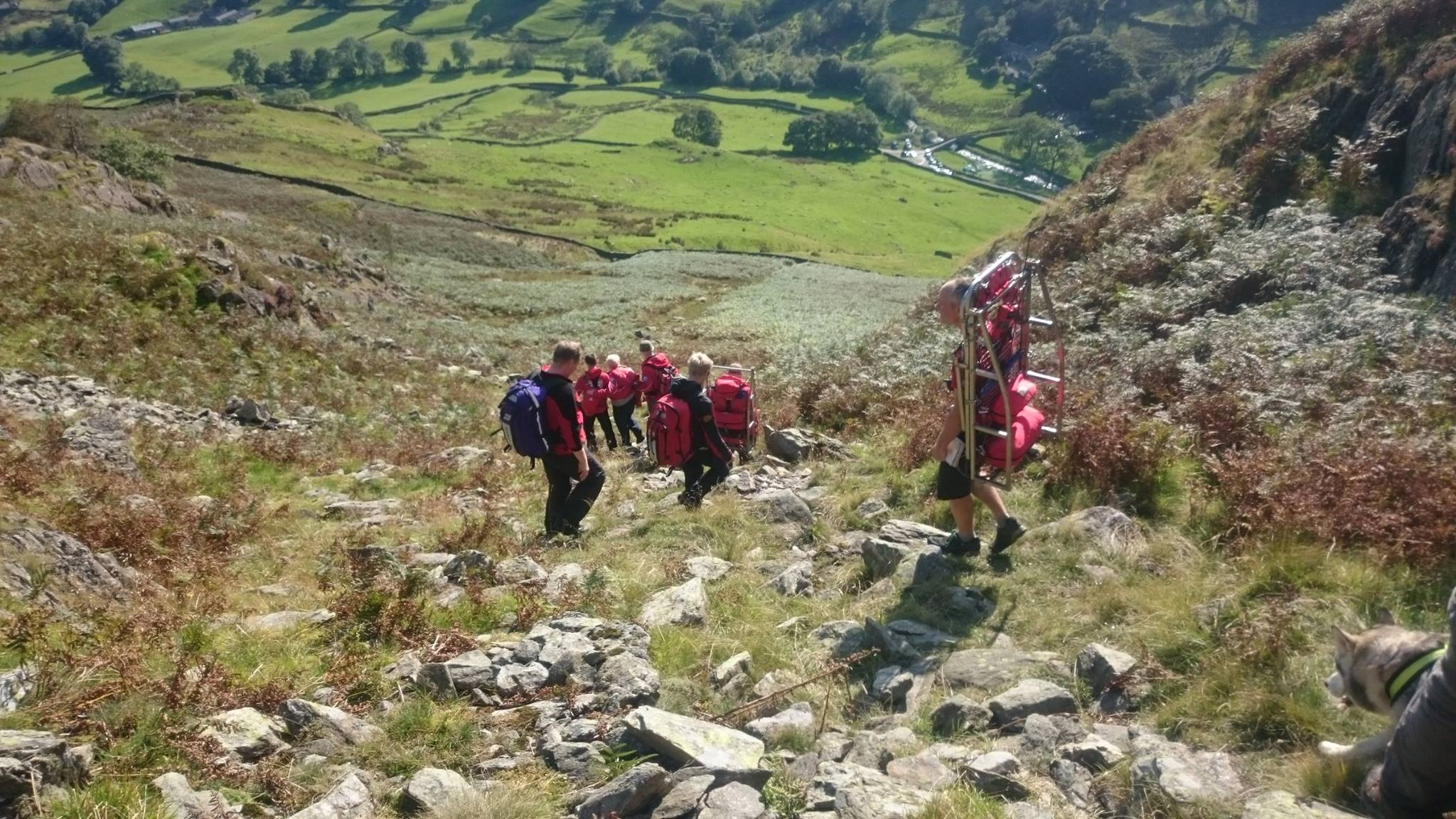 2nd September 2017 13:30 – Longsleddale