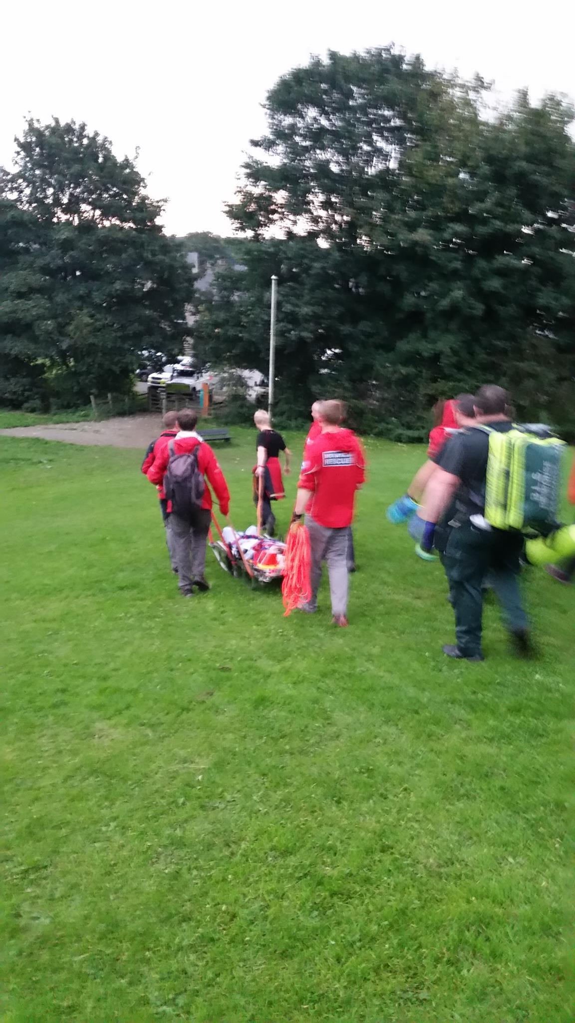 24th September 2017 18:10 – Kendal Castle
