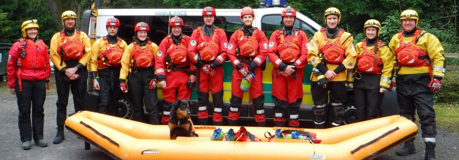 Water Rescue Training