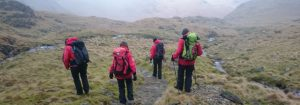 15th January 2018 – Multi-team Search of Scafell Pikes