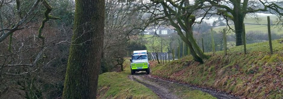 2018 Incident #6: 20th January 13:40 – Ghyll Pool