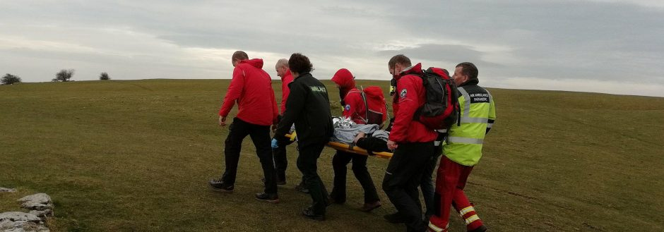 2018 Incident #24: 9th April 13:13 – Fallen Walker, Grange
