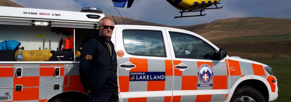 2018 Incident #25: 14th April 14:26 – Paraglider, Howgills