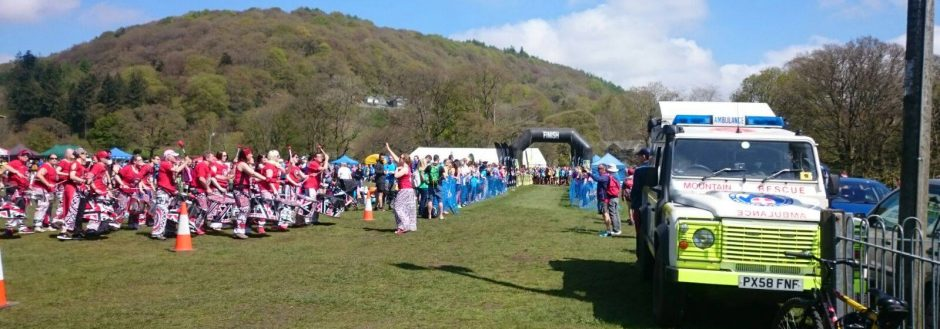 Staveley Trail Race