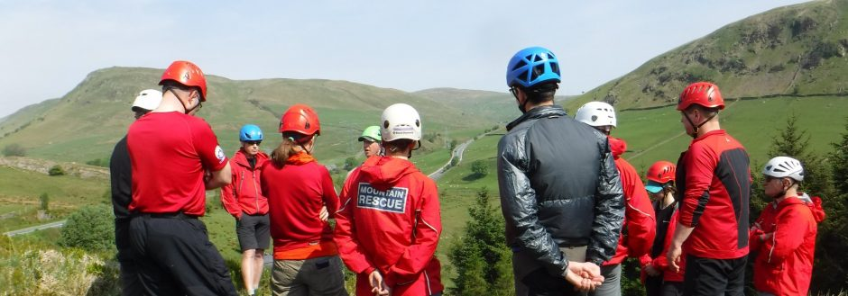 May Training – Steep Ground