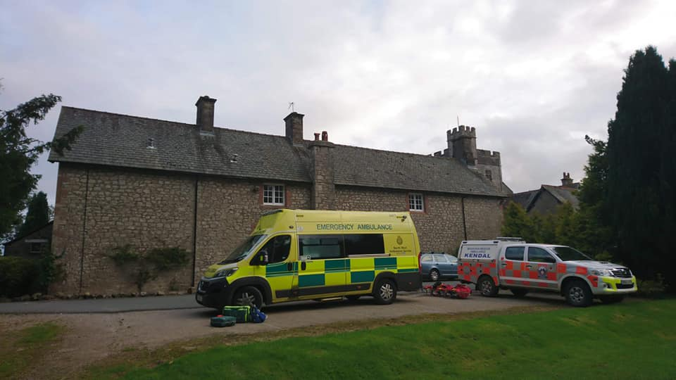2019 Incident #22: 20th August 17:24 – Witherslack